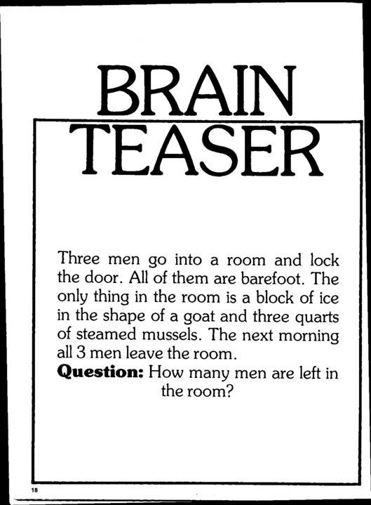 Brain TEASER | Energy post